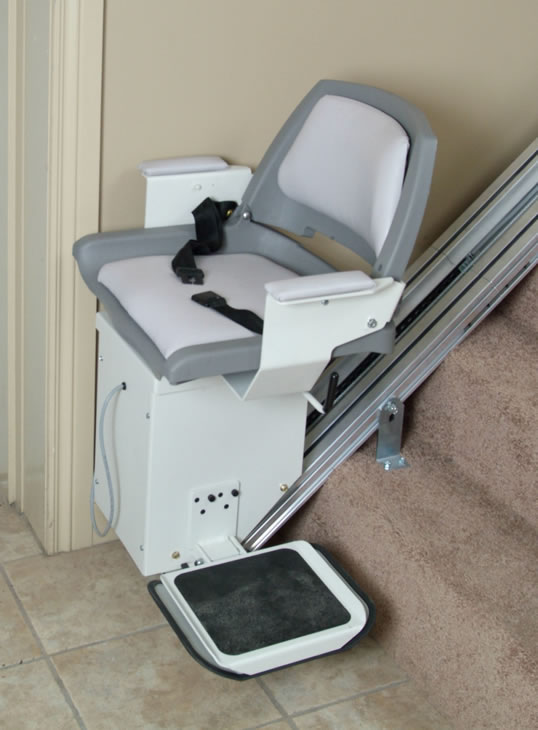 AC and DC Stair Lifts