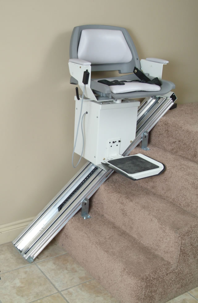 AmeriGlide AC Powered Stairlift