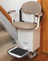 AmeriGlide Rubex DC Stair Lift - Used