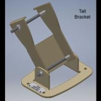 Rave Tall Brackets - Additional (qty 1)